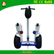 New patent 19 inch off-road chariot smart blancing electric scooter motor with GPS