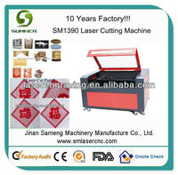 Bamboo/Tire/Wine Bottles/Acrylic/ Fabric/paper/leather/ wood laser Cuttting Machine price
