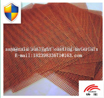 factory direct sale high silica fiberglass mesh filter