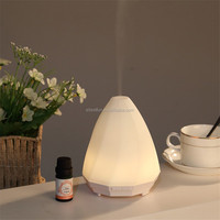 New Portable usb Installation aroma diffusers ultrasonic aromatherapy diffuser humidifier with 7 color changing LED