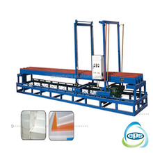 full automatic polystyrene eps foam block cutting machine