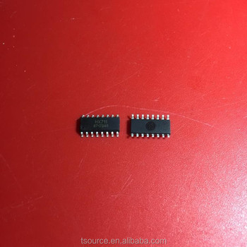 IC Chip HX711 SOP16 Chip For Electronic scales