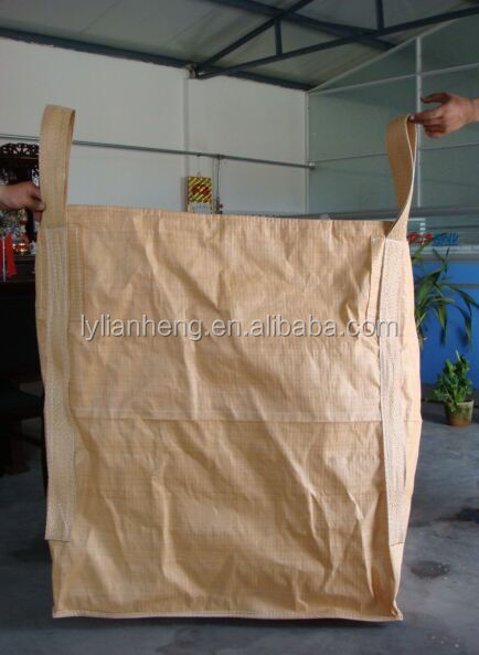 1 ton shandong factory pp woven big jumbo bag for sale