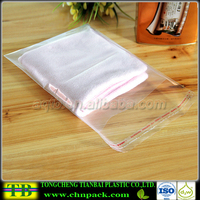 Custom Small Clear Plastic OPP Packing bag