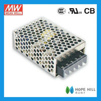 Meanwell NES-15-15 Single Output Power SUpply LED Driver 12V