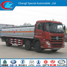Hot sale chemical truck factory direct chemical tank truck 6x2 DONGFENG oil chemical tanker