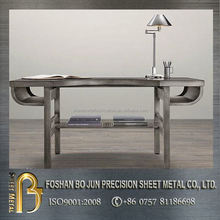 High precision customized stainless steel studyroom desk furniture sheet metal fabrication