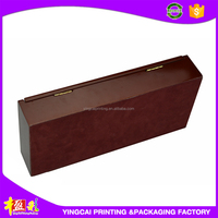 Hot selling wooden curtain box for wholesales