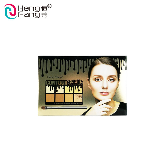 Compact Colors Face Palette Concealer Foundation