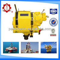 JQH50*24 series 5 tons rotary base tractor winch/ lifting hoist /hand air winch