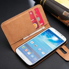 Competitive factory PU leather buying in bulk wholesale for samsung galaxy S4 case