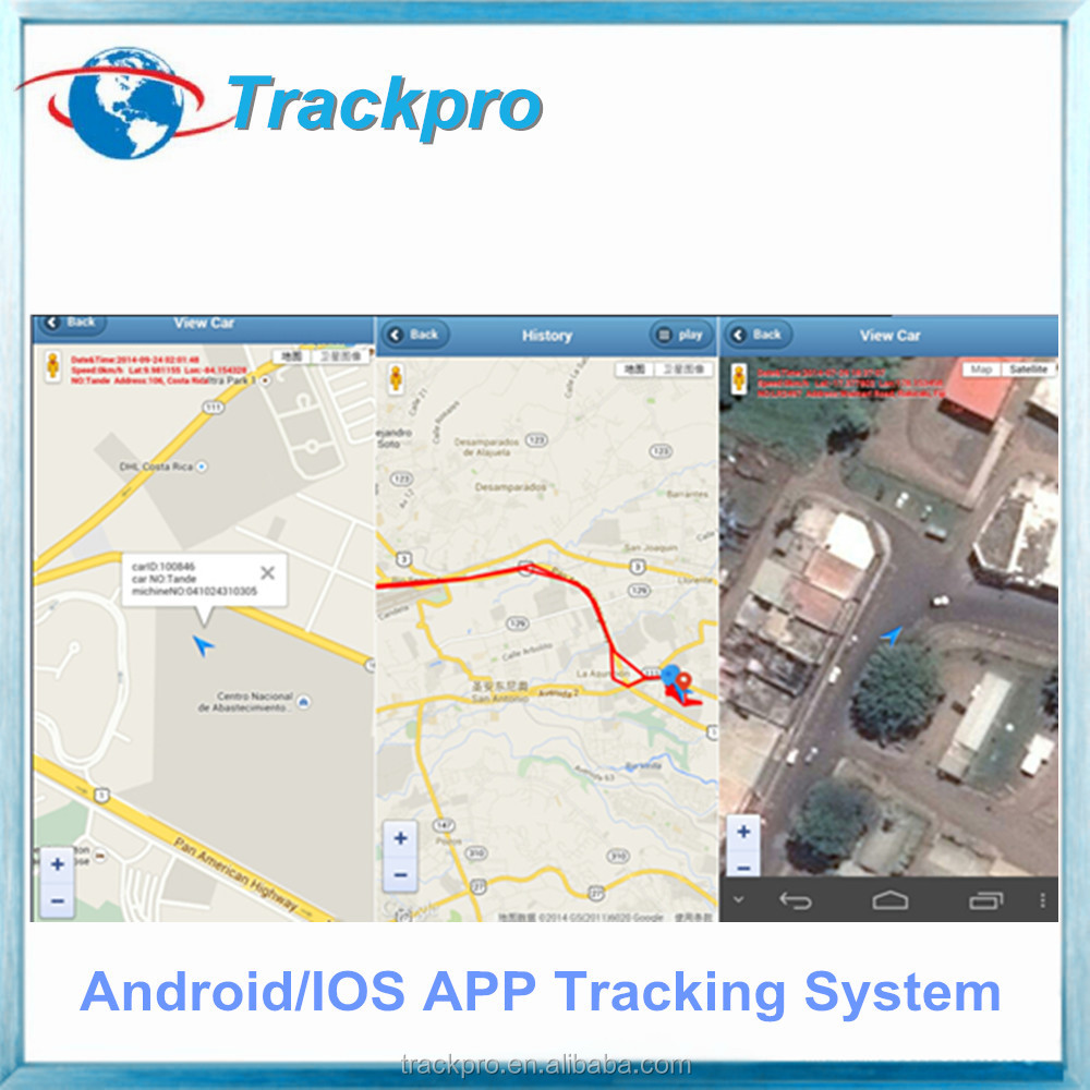 gps tracking software platform with java open source code and android / ios / iphone app for thailand dlt project