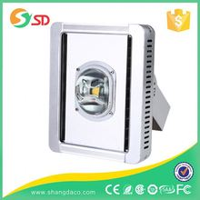 Shangda New Product 3000K White Parking lot 50w led flood light bulb