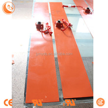 customized silicone rubber diesel truck heaters,220v silicone rubber heater