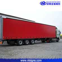 polyester coated tarpaulin covers for truck cover