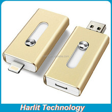NEW OTG USB i-Flash HD Drive 32GB Flash Drive Memory Stick for iPad iPhone 5S 5 C 6 Plus