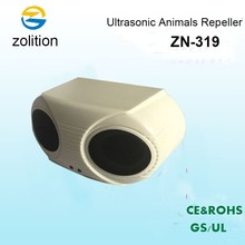 Zolition sonic and pir animal repeller/electronic bird repellent/pesticide manufacturers ZN-319