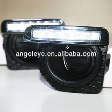 2011-2013 Year Land Rover Freelander 2 LED DRL Daytime Running Light V1
