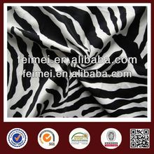 rayon Polyester chlorine resistant burn out fabric
