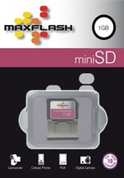 MAXFLASH RS-MMCmobile DV 1 GB Memory Card