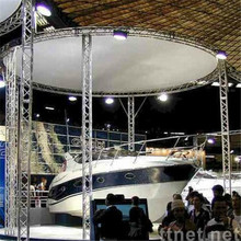 car show concert stage aluminum event DJ outdoor lighting truss