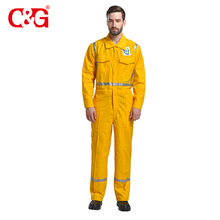 Factory Directly Dupont Nomex IIIA Coverall /Nomex Fire Retardant Clothing