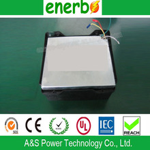 High Quality 48V 20Ah LiFePO4 Battery Pack for Storage, Vehicles From China battery manufacturer