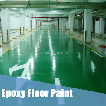 Maydos liquid epoxy resin stone hard liquid epoxy flooring