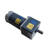 High Precision 90w geared dc motor 12v 25nm