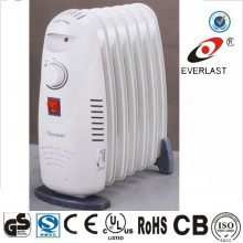 Home heating system new design oil filled radiator heater