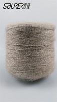 3.1N reflective knitting corrugated yarn