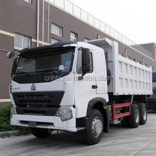 SINOTRUK HOWO A7 371 Horsepower 20 Ton Tipper Dump Truck Parts For Sale