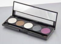 NO LOGO!! OEM Service 5 color eyeshadow eyeshadow shiner