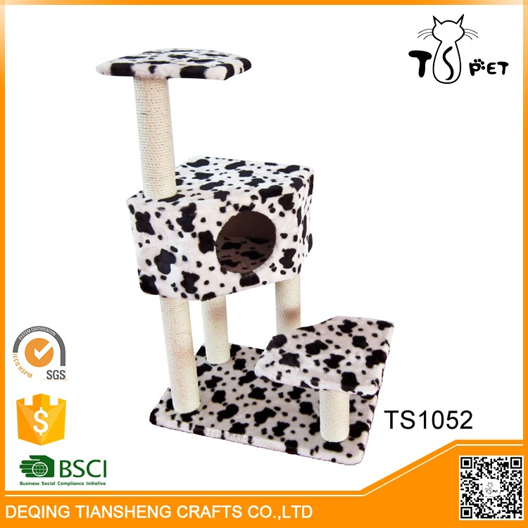 Waterproof Durable Outdoor pet product cat scratcher cat furniture cat condo