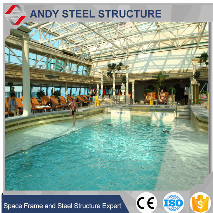 High quality long duration time swimming pool manufacturer