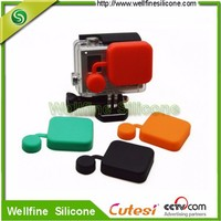 High Quality Silicone Camera Case For Promotion Gifts