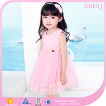 New Fashion Princess Kids Dress Beautiful Girls Clothing