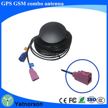 GPS Signal Extender combo gps/gsm antenna mini gps tracker quad band built-in antenna
