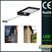 3.5W Solar Powered Panel LED Sensor Outdoor Flood Light Solar Street Lamps