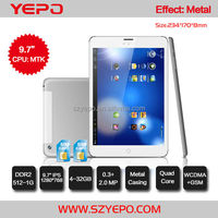 9.7 Inch 3G MID/Phablet PC with GPS Supplier in Shenzhen