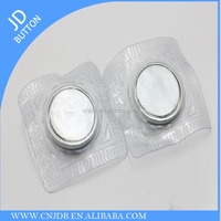 Strong Magnet and good Quality Neodymium Magnetic Buttons for Clothing