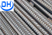 hot rolled round bar deformed steel bar GR40 steel rebar hs code
