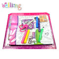 Paper craft over 30 pieces card making set diy scrapbook, scrapbooking for kids