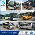 44 Seats LHD Steering Euro IV Emission Used Bus Passenger Bus For Touring