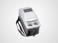 Thermoelectric 12V Mini Cooler Warmer Car Fridge