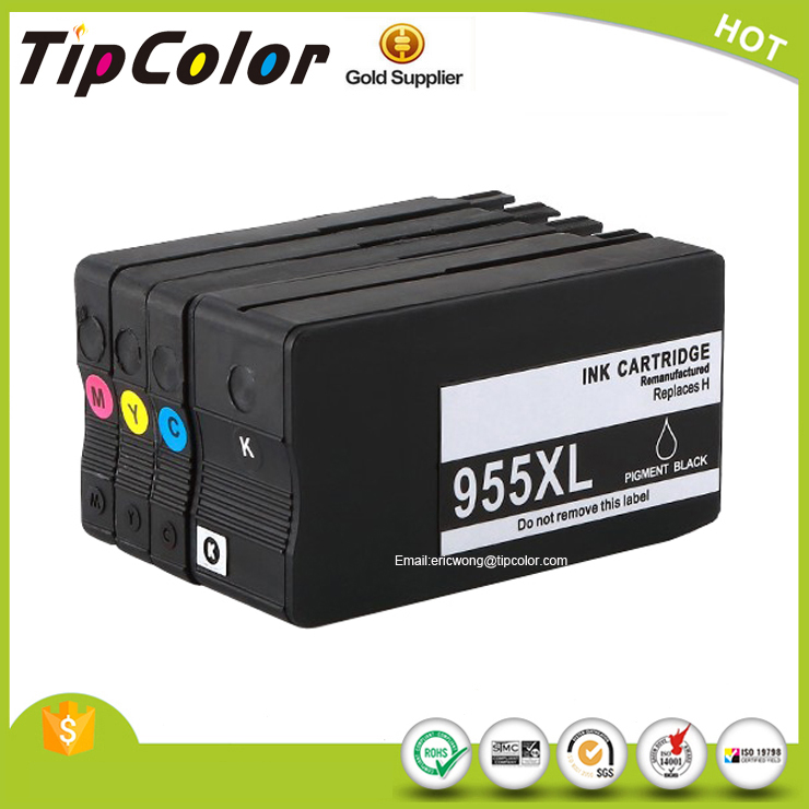 Compatible HP 955XL Ink cartridge for OfficeJet Pro 7740 8210 8710 8720 8730 8740 8727 8745 955XL Ink