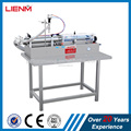 Stainless Steel Self-suction Horizontal Essence Filling Machine