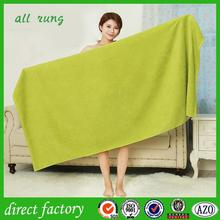 china supplier large beach towel with high quality