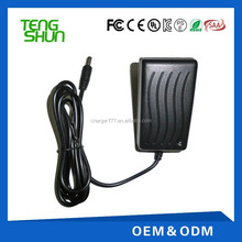 5v 3a adapter 12v LI-ION battery charger UL CE TUV