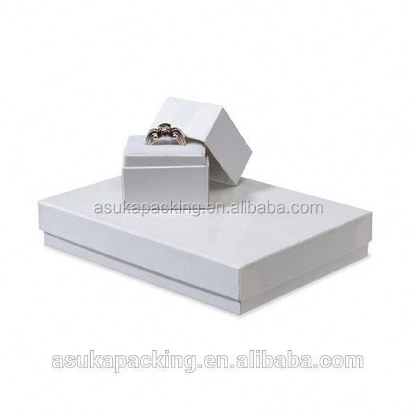 Direct Factory Custom Made factory price Customized gift box jewelry